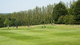 Annual Golf day Stevenage