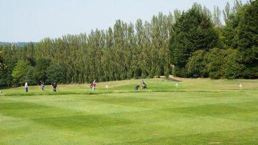Annual Golf day Stevenage