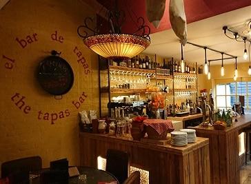 El bar de tapas