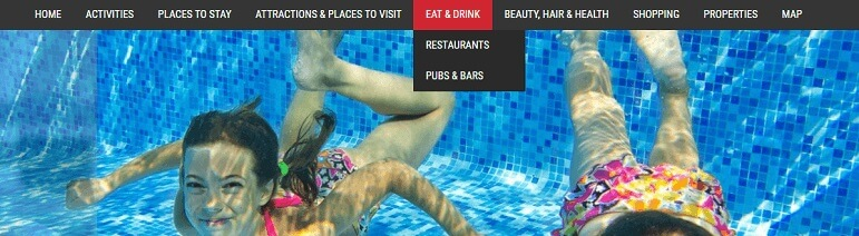 Drop Down menus Advertise with us What's on in Stevenage